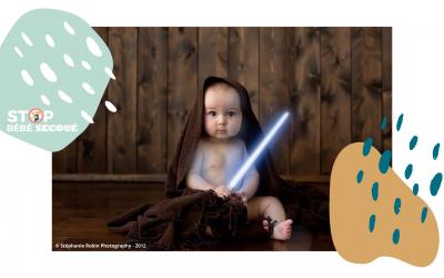 Les 6 commandements Jedi pour ne pas secouer un bébé